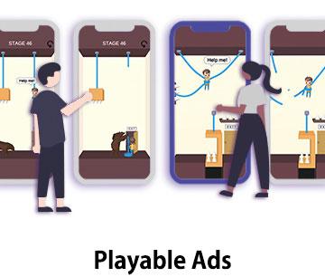 プレイアブル広告